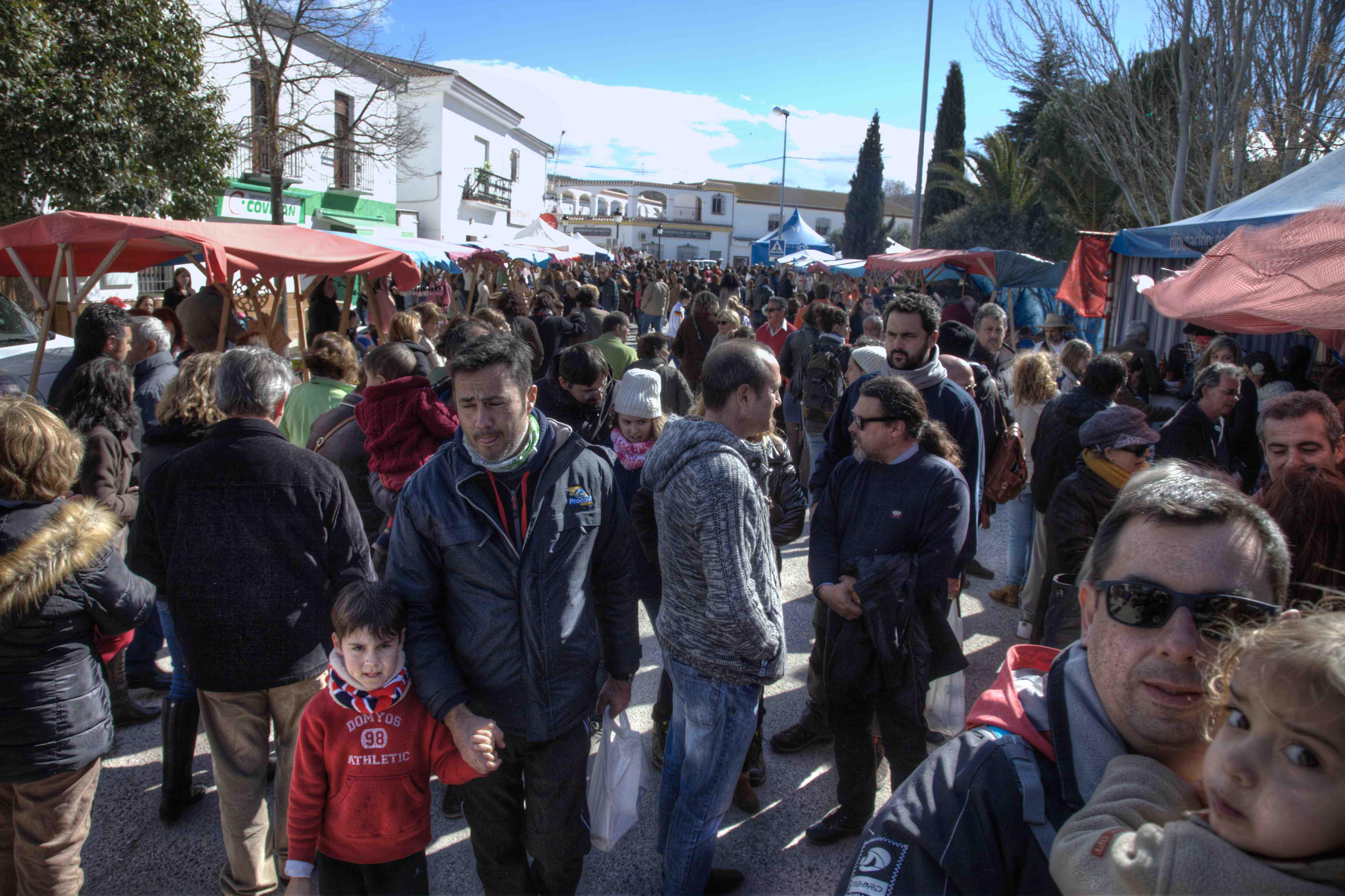 Fest i El Burgo