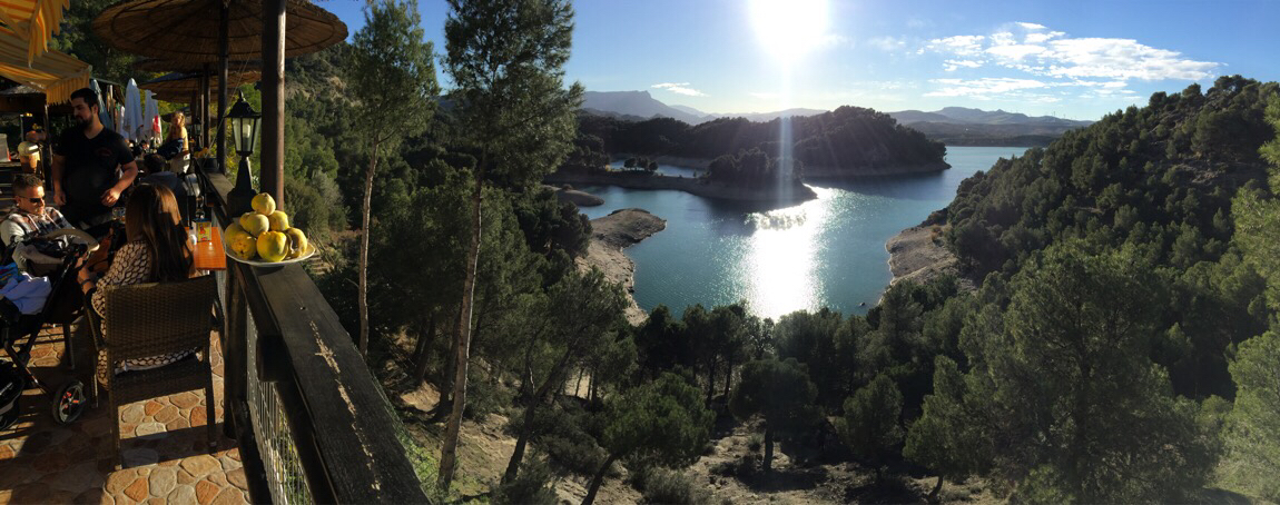 Til Ardales og en gåtur nær Caminito del Rey