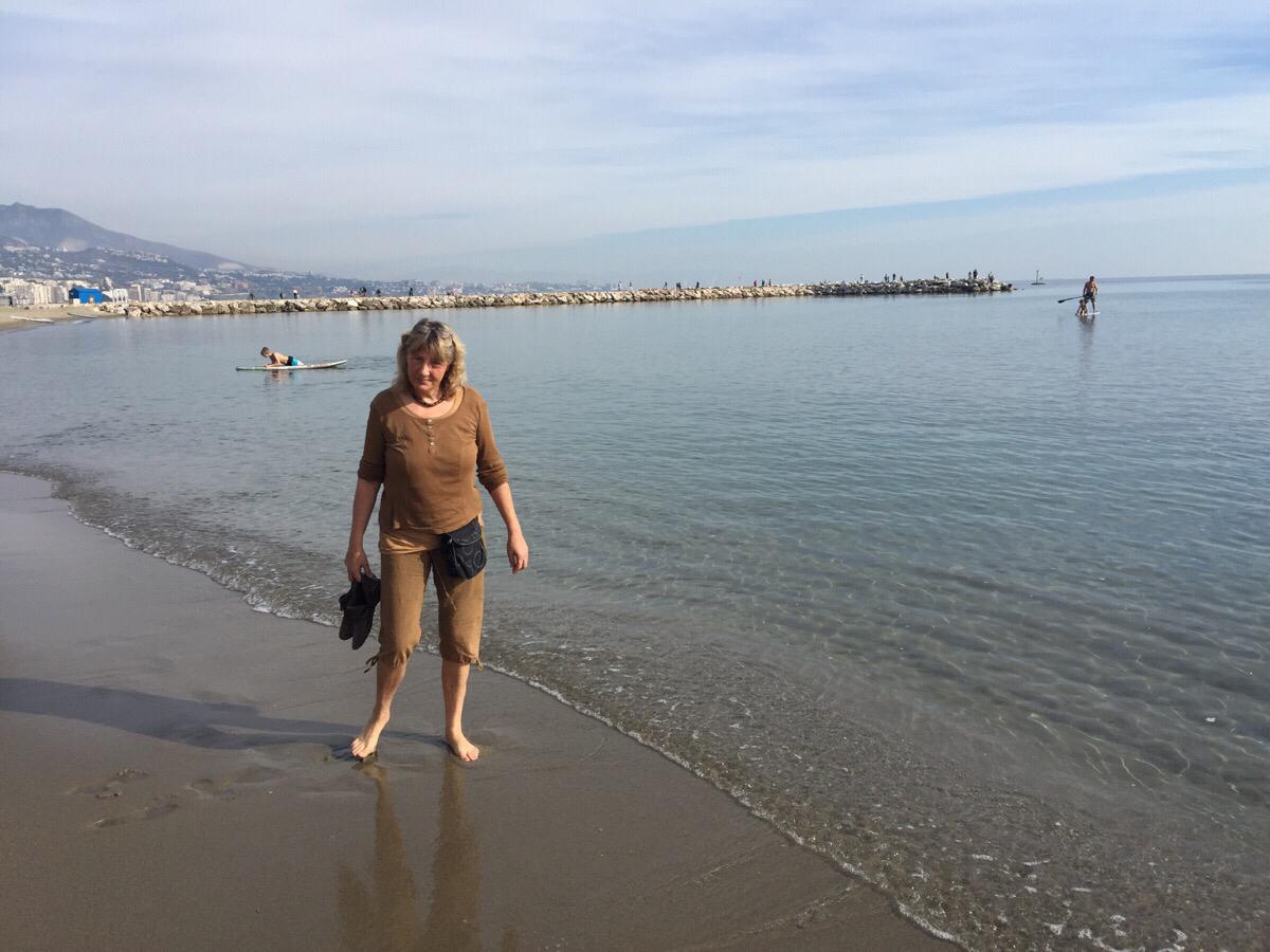 Fra Fuengirola til Malaga